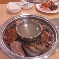 DaessikSin Korean BBQ Buffet @ Clementi Mall